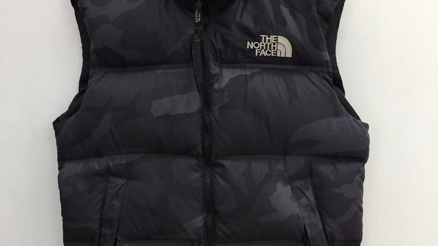 【メンズ】THE NORTH FACE Nuptse Vest ヌプシベスト