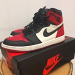 【メンズ】NIKE AIR JORDAN 1 RETRO HIGH OG GYM RED/BLACK-SUMMIT WHITE