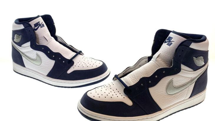 Nike  Air Jordan 1  Retro High OG Midnight Navy  dc1788-100 入荷しました!