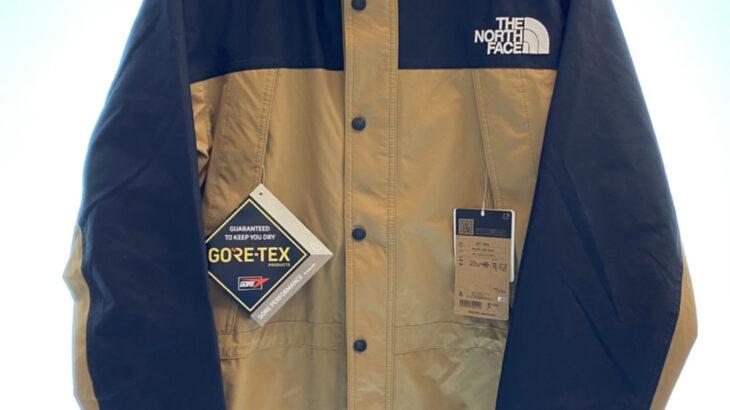 【NORTH FACE特集】第四弾  Mountain Light Jacket マウンテン ライト ジャケット NP11834